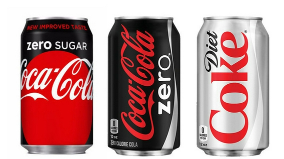 Coca Cola không đường - Chiến lược về sản phẩm của Coco Cola
