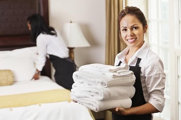 Bộ phận buồng phòng trong khách sạn