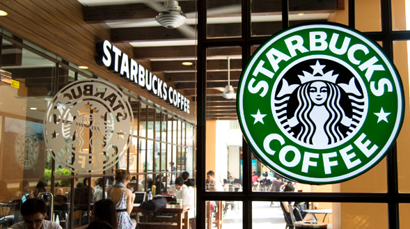 Cửa hàng Starbucks