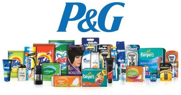 Các sản phẩm của P&G