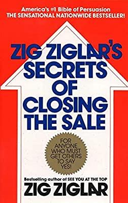 Secrets of Closing the Sale - Sách hay về bán hàng