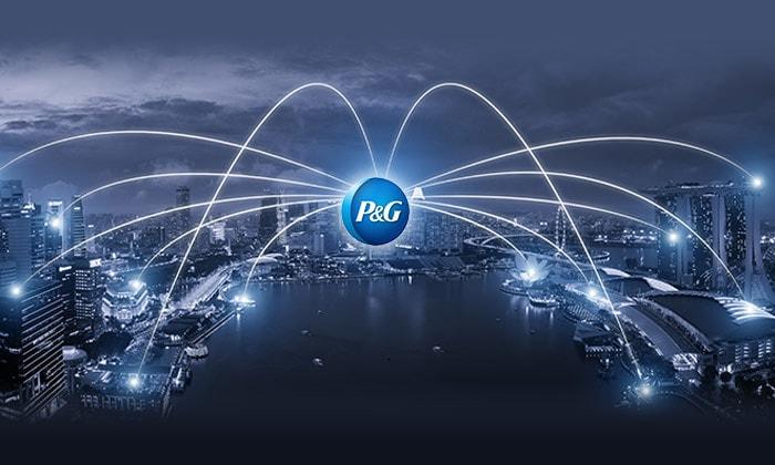 Sự mở rộng ra thị trường thế giới của P&G