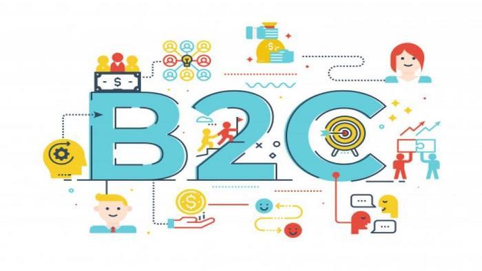 Những mô hình B2C phổ biến hiện nay