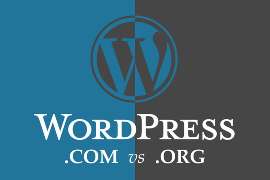 Wordpress.com và WordPress.org khác nhau như thế nào