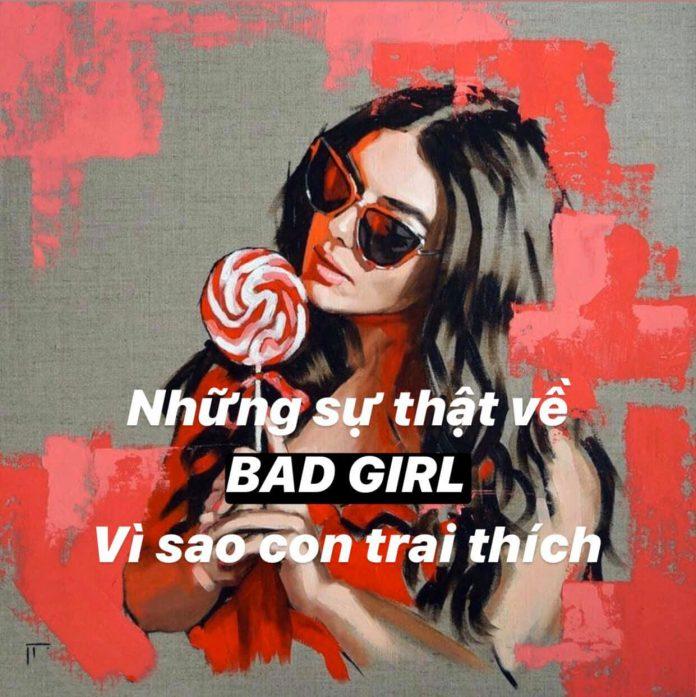 tại sao con trai thích bad girl