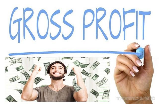 Công thức xác định Gross Profit