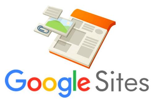 Google Site la gi