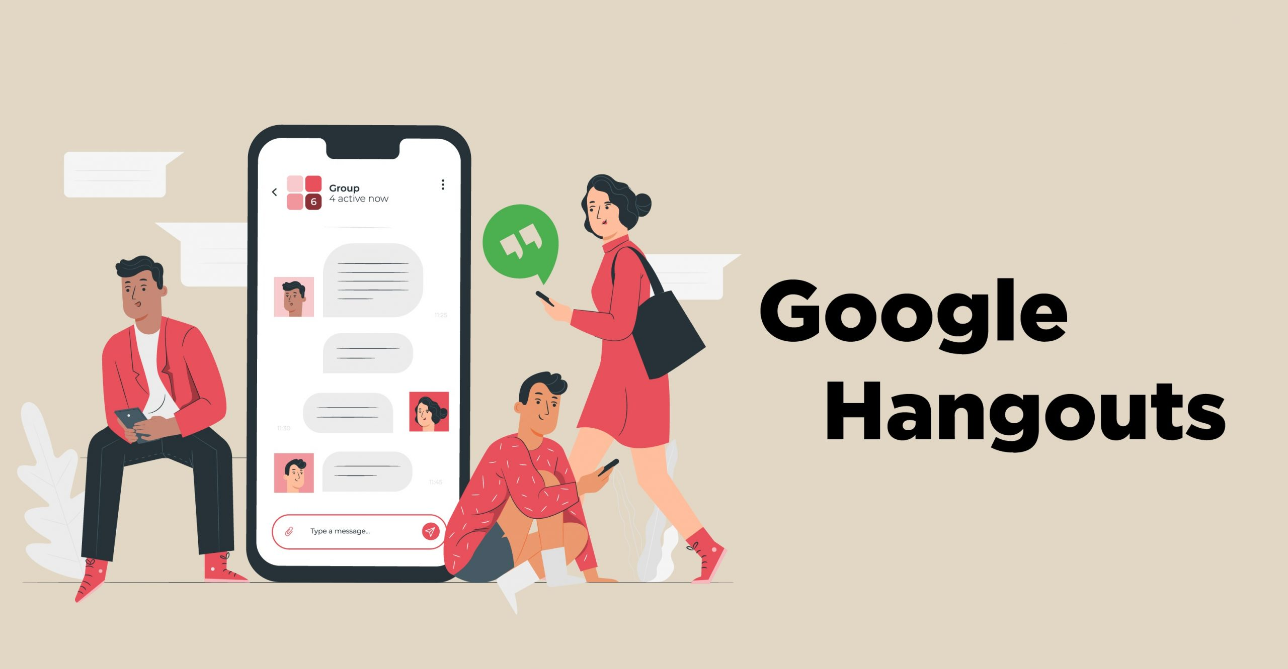 Những lợi ích của Hangouts
