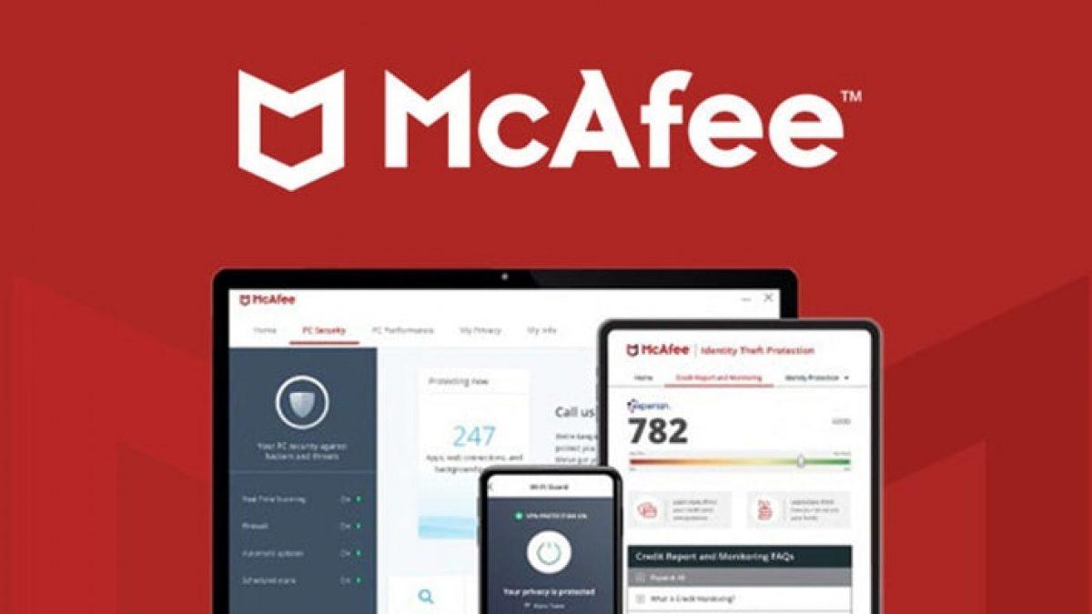 Những tính năng chính của McAfee