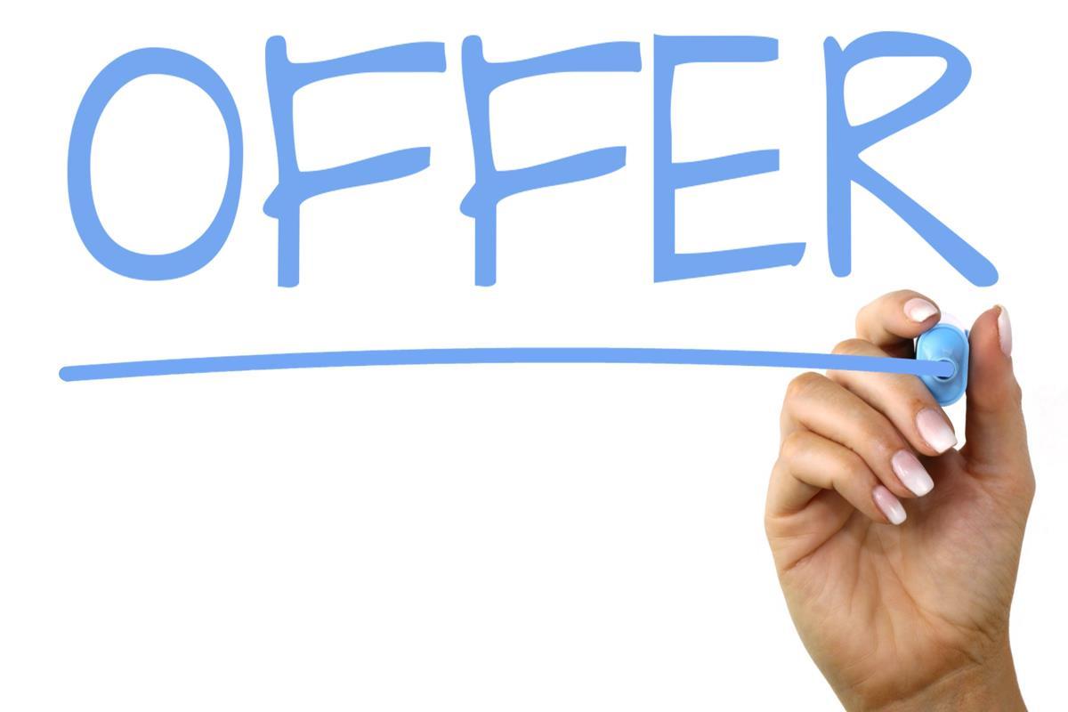 Yếu tố nào cần có của một offer